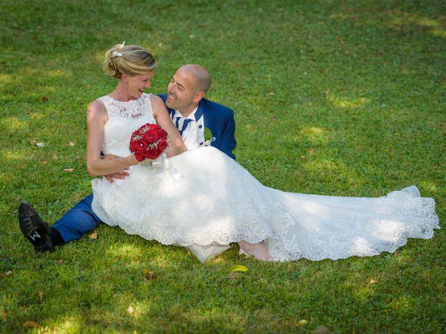 Il matrimonio di Luigi e Katarina a Buja, Udine 36