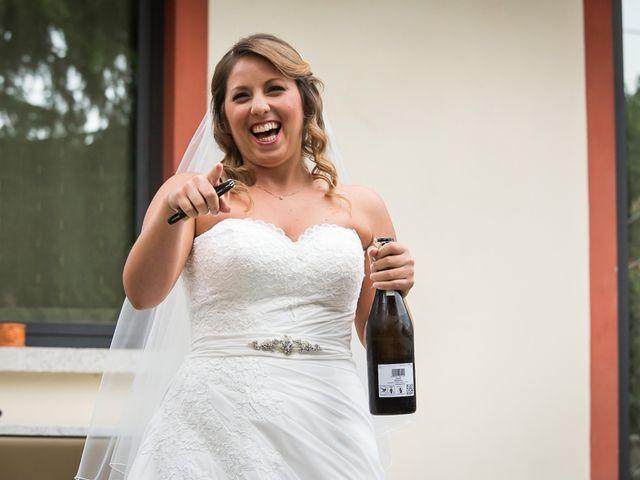 Il matrimonio di Matteo e Alessia a Gattico, Novara 7