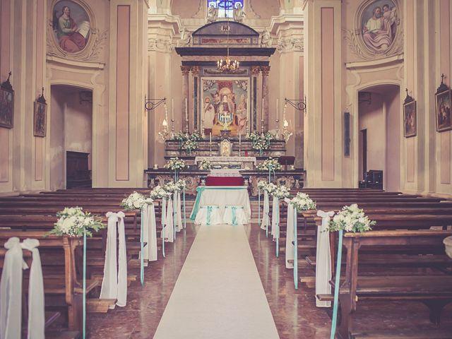 Il matrimonio di Matteo e Alessia a Gattico, Novara 8