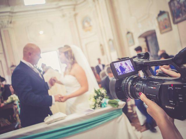 Il matrimonio di Matteo e Alessia a Gattico, Novara 13
