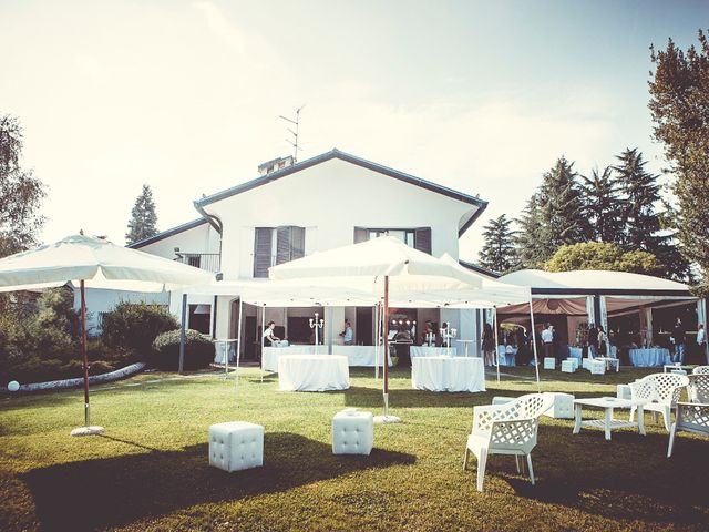 Il matrimonio di Matteo e Alessia a Gattico, Novara 15