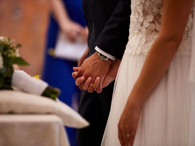 Il matrimonio di Nicola e Federica a Volpago del Montello, Treviso 19