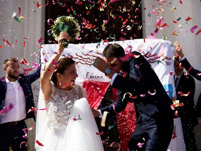 Il matrimonio di Nicola e Federica a Volpago del Montello, Treviso 24
