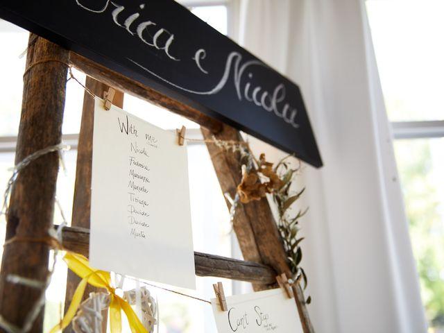 Il matrimonio di Nicola e Federica a Volpago del Montello, Treviso 27