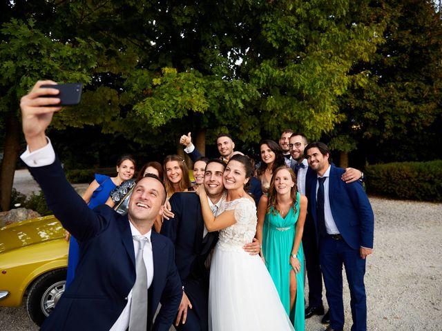 Il matrimonio di Nicola e Federica a Volpago del Montello, Treviso 29