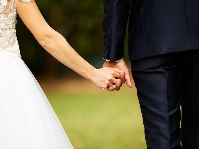 Il matrimonio di Nicola e Federica a Volpago del Montello, Treviso 30
