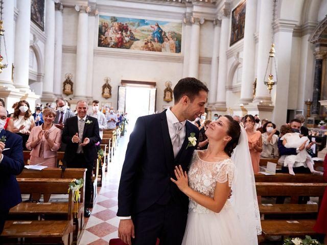 Il matrimonio di Nicola e Federica a Volpago del Montello, Treviso 21