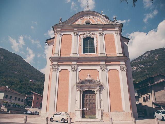 Il matrimonio di Eugenio e Laura a Aldeno, Trento 11
