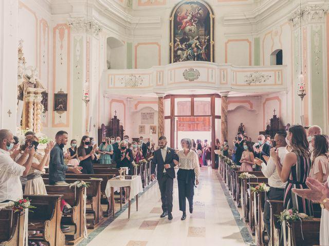 Il matrimonio di Eugenio e Laura a Aldeno, Trento 13