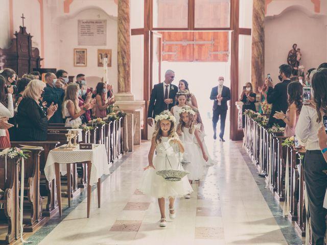Il matrimonio di Eugenio e Laura a Aldeno, Trento 14