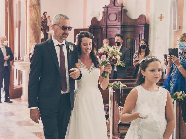 Il matrimonio di Eugenio e Laura a Aldeno, Trento 15