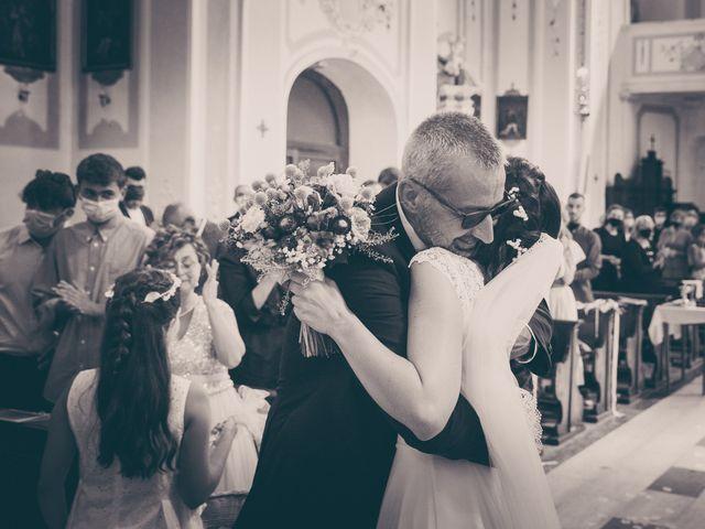 Il matrimonio di Eugenio e Laura a Aldeno, Trento 16