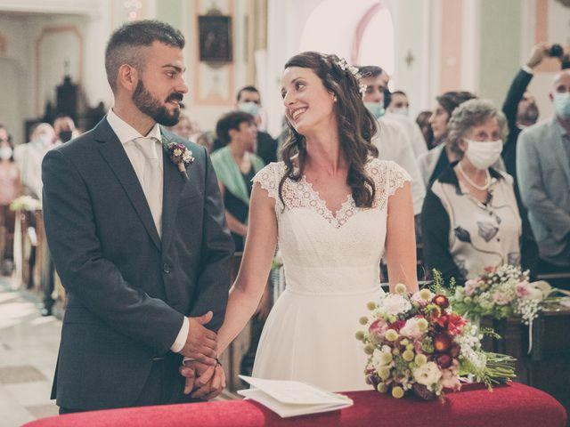 Il matrimonio di Eugenio e Laura a Aldeno, Trento 17