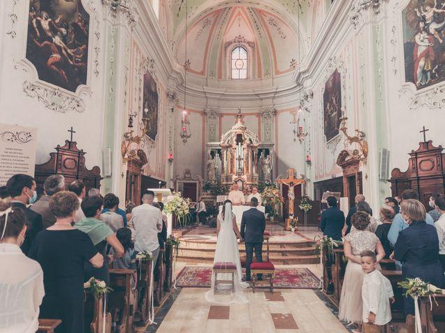 Il matrimonio di Eugenio e Laura a Aldeno, Trento 18