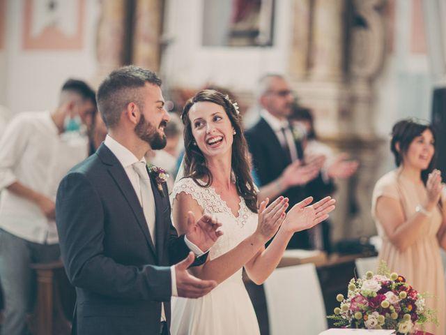 Il matrimonio di Eugenio e Laura a Aldeno, Trento 1