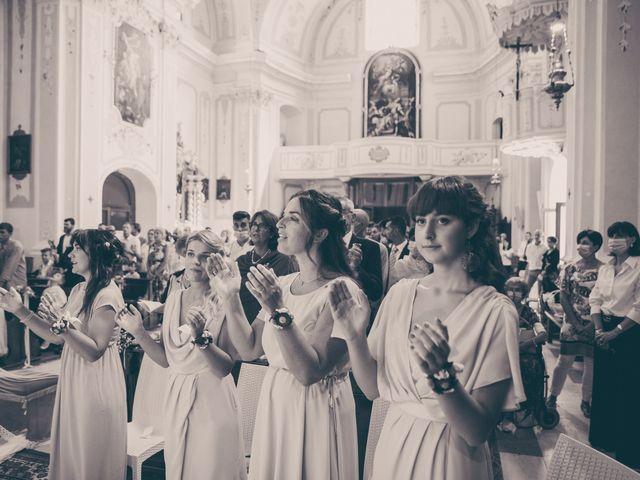 Il matrimonio di Eugenio e Laura a Aldeno, Trento 19