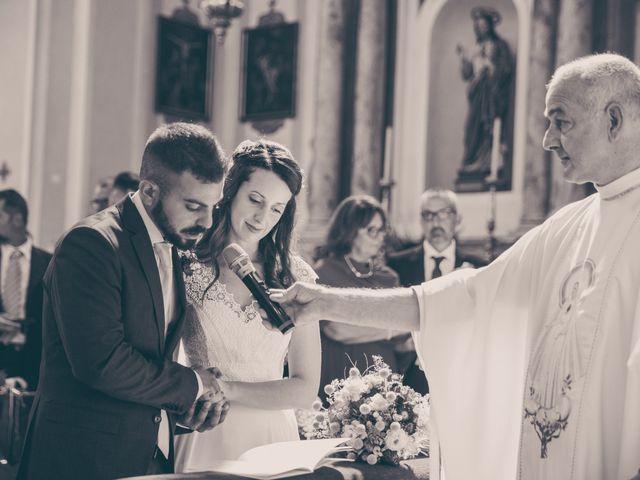Il matrimonio di Eugenio e Laura a Aldeno, Trento 20
