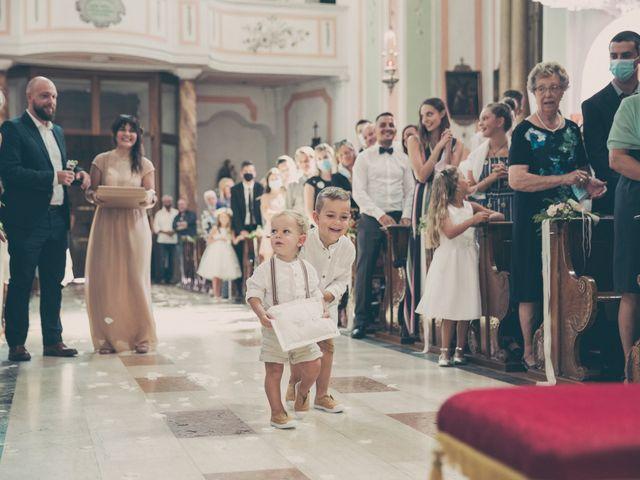 Il matrimonio di Eugenio e Laura a Aldeno, Trento 21