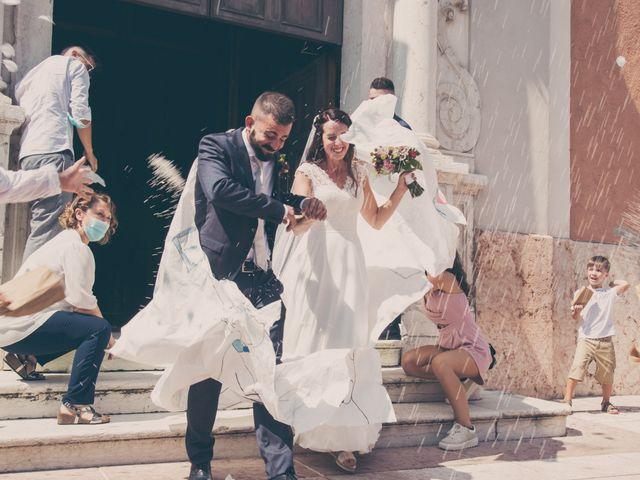 Il matrimonio di Eugenio e Laura a Aldeno, Trento 25