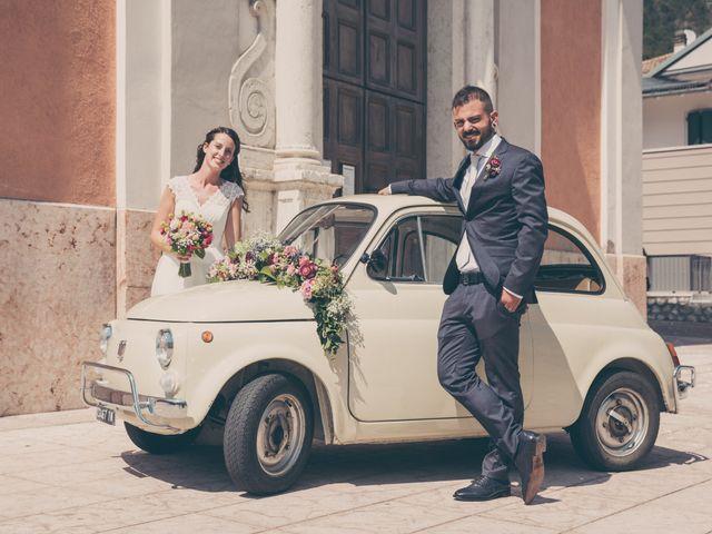 Il matrimonio di Eugenio e Laura a Aldeno, Trento 28