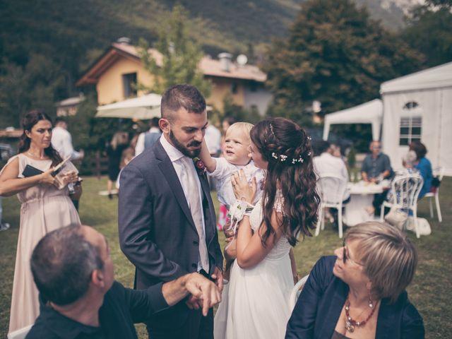 Il matrimonio di Eugenio e Laura a Aldeno, Trento 35