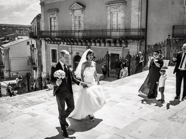 Il matrimonio di Claudio e Annalisa a Ragusa, Ragusa 12