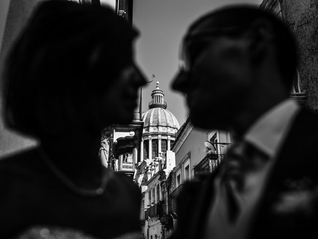 Il matrimonio di Claudio e Annalisa a Ragusa, Ragusa 45