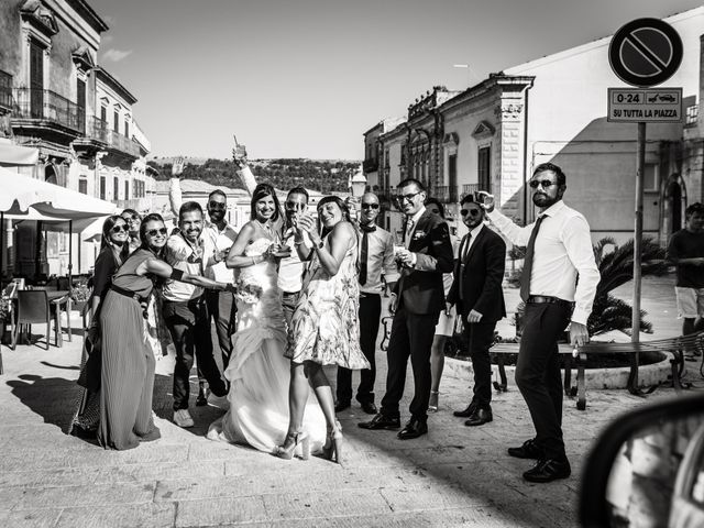 Il matrimonio di Claudio e Annalisa a Ragusa, Ragusa 47