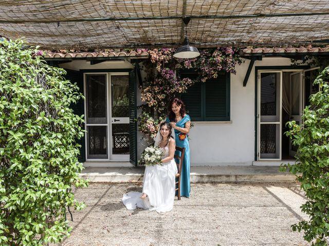 Il matrimonio di Leonardo e Francesca a Pisticci, Matera 17