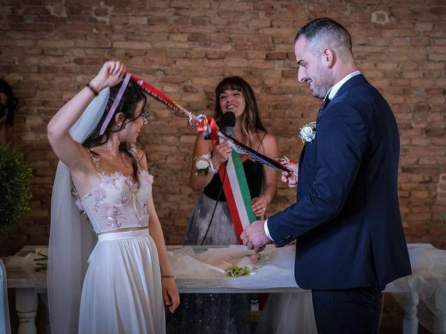 Il matrimonio di Leonardo e Francesca a Pisticci, Matera 22