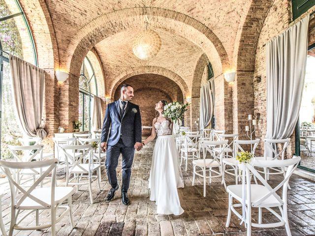 Il matrimonio di Leonardo e Francesca a Pisticci, Matera 25
