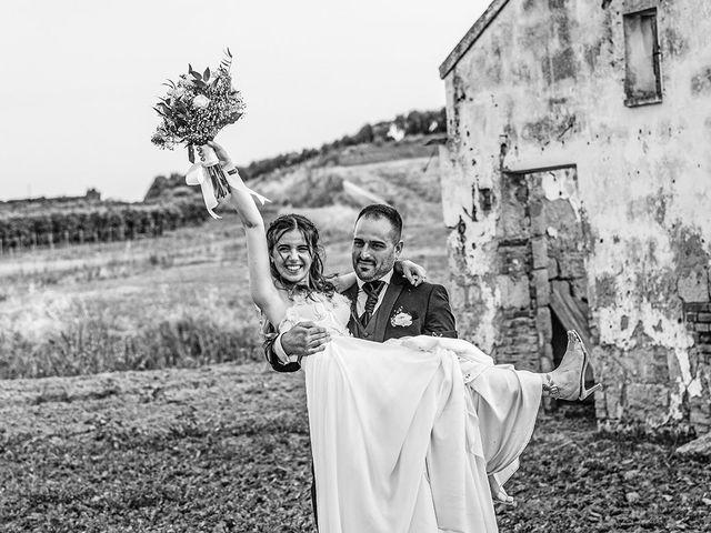 Il matrimonio di Leonardo e Francesca a Pisticci, Matera 31