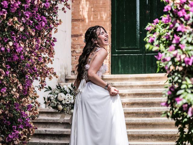 Il matrimonio di Leonardo e Francesca a Pisticci, Matera 38