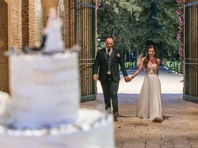Il matrimonio di Leonardo e Francesca a Pisticci, Matera 42