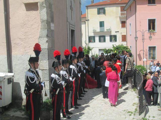 Il matrimonio di Antonino e Olimpia a Sant'Angelo del Pesco, Isernia 3