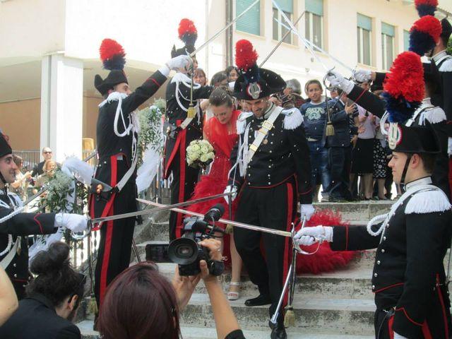 Il matrimonio di Antonino e Olimpia a Sant'Angelo del Pesco, Isernia 1