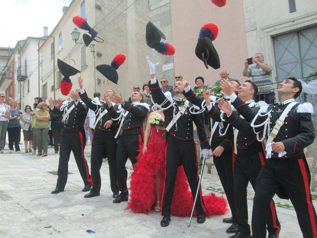 Il matrimonio di Antonino e Olimpia a Sant'Angelo del Pesco, Isernia 6