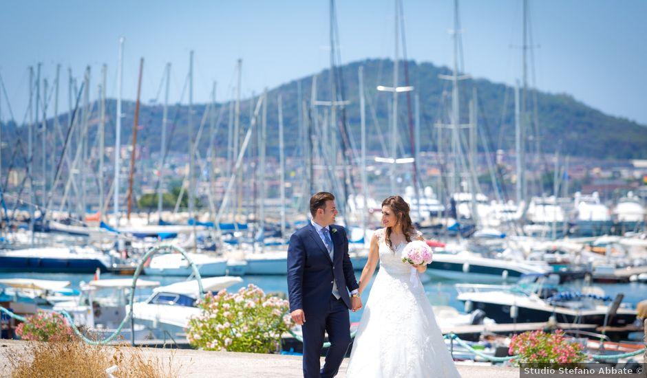 Il matrimonio di matteo e raffaella a Casandrino, Napoli