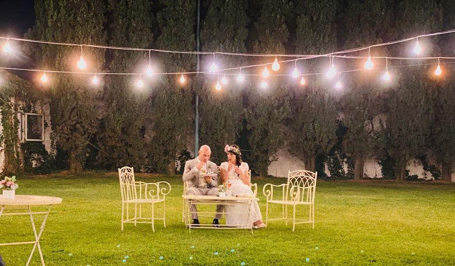 Il matrimonio di Emanuele e Simona a Albanella, Salerno