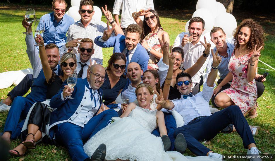 Il matrimonio di Luigi e Katarina a Buja, Udine