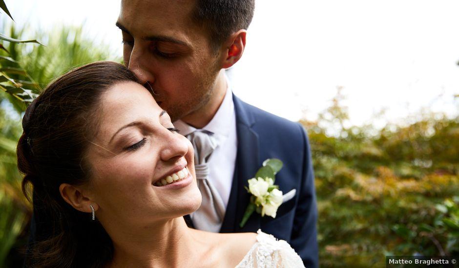 Il matrimonio di Nicola e Federica a Volpago del Montello, Treviso
