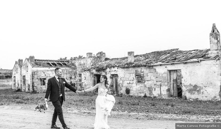 Il matrimonio di Leonardo e Francesca a Pisticci, Matera