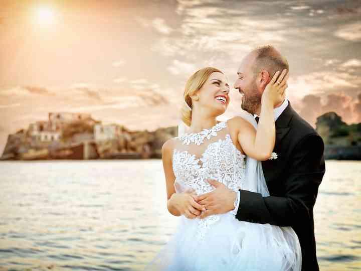 Le nozze di Federica e Arcangelo
