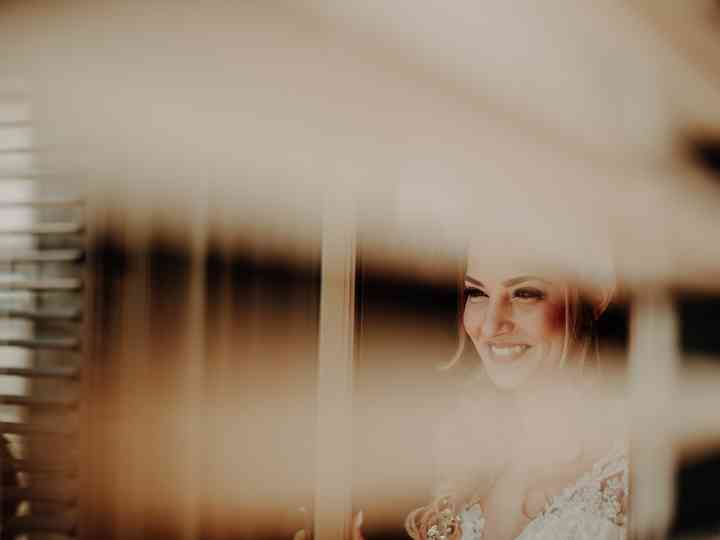 le nozze di Grazia e Orazio
