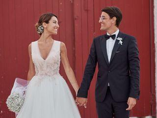 Le nozze di Maura e Giorgio