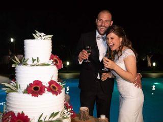 Le nozze di Nicola e Sara