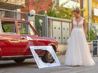 Le nozze di Valentina e Simonetta 1