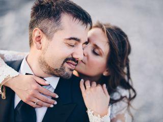 Le nozze di Enrica e Andrea