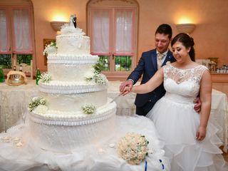 Le nozze di Fabiana e Andrea