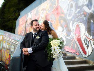 Le nozze di Giosy e Mafalda